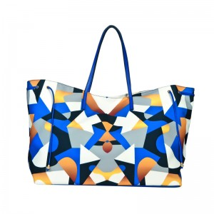"""URANIA"" MILOUTHIA BEACH BAG"