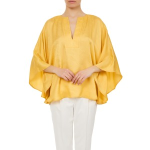 """AKTAIA"" BLOUSE - Yellow"