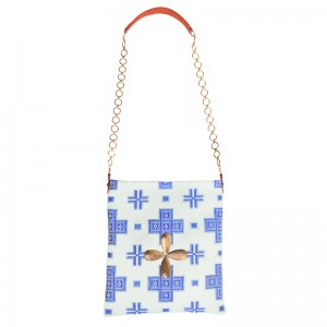 """PANAGHIA SPILIANI"" CROSS BAG"