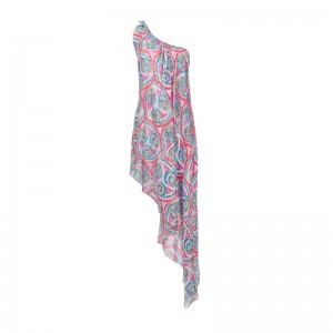 Melina Dress Pink Kaleidoscope