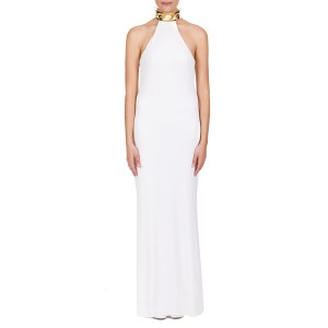 """ANTHEMIO"" DRESS WHITE classics"