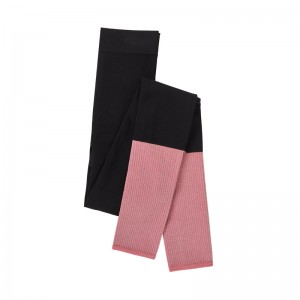 BLACK & PINK TIGHTS LEGGINGS